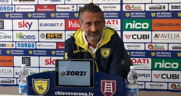 """Chievo Verona, D'Anna: """"Non abbiamo perso l'entusiasmo, ci manca aggressività"""""""