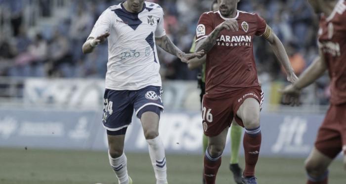 Previa Real Zaragoza - CD Tenerife: mantener la ilusión, el principal objetivo