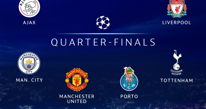 Champions League - Analisi delle squadre arrivate ai quarti