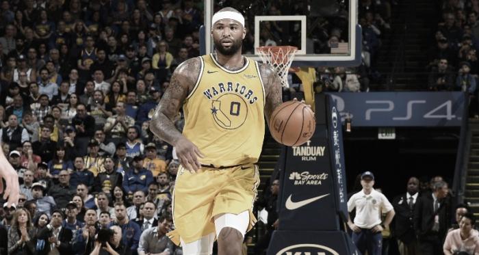 Juego de la clasificación de los Golden State | Foto: NBA