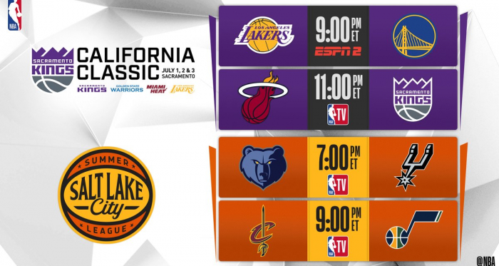 NBA Summer League day 2-Bene ancora gli Spurs e Miami. Seconda sconfitta per gli Warriors