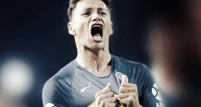 Godoy Cruz 1 - Boca 2