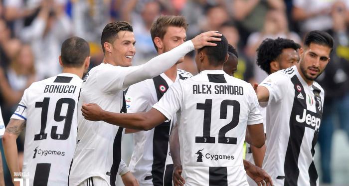 Fonte foto: Twitter Juventus