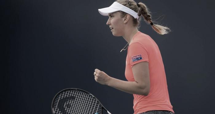 Sim, essa foto é real (Foto: Divulgação/WTA)