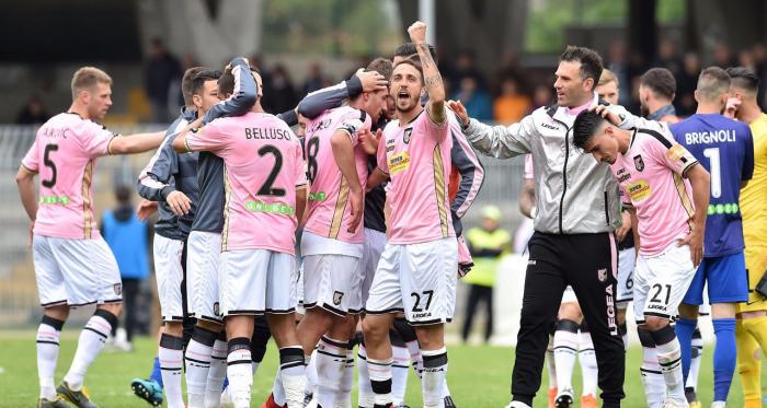 Serie B: il Palermo si avvicina al Lecce, Padova e Carpi retrocedono nella serie inferiore