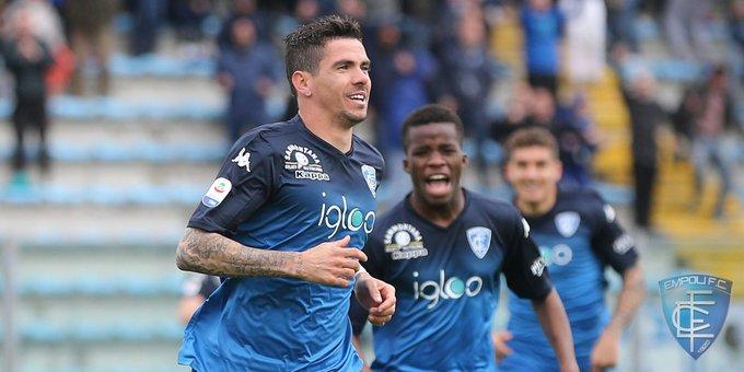 L'Empoli crede ancora nella salvezza: Fiorentina battuta grazie al goal di Diego Farias