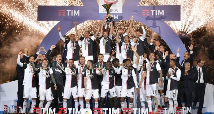 La Juventus fa otto, ma con la maledizione Champions da sfatare
