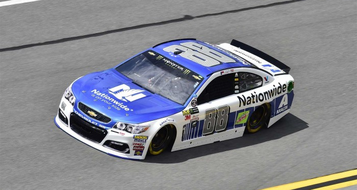 There won't be a dry eye in the house if pole-setter Dale Jr wins the Coke Zero 400 this weekend | Picture Credit: John K.P. Harrelson NKP via Nascar.com