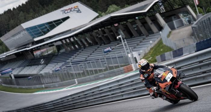 KTM confirma el Wildcard de Dani Pedrosa en el Red Bull Ring