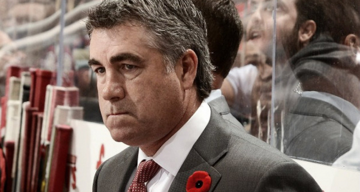 Dave Tippett, the former Arizona Coyotes' head coach will be working in Seattle soon. (Photo: Arizona Rubber)