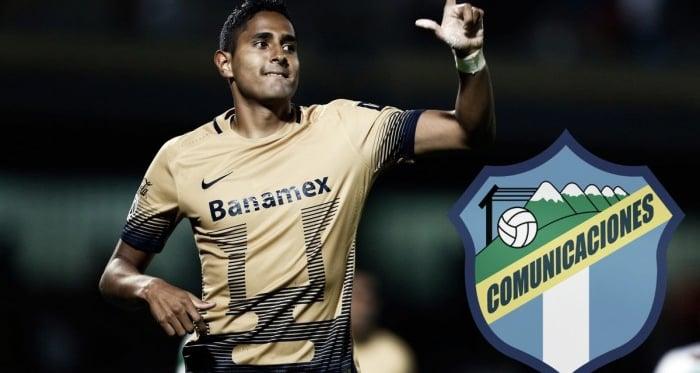 David Izazola salió del retiro para jugar en Guatemala con el Comunicaciones (Fotomontaje: Andrés Ocampo)