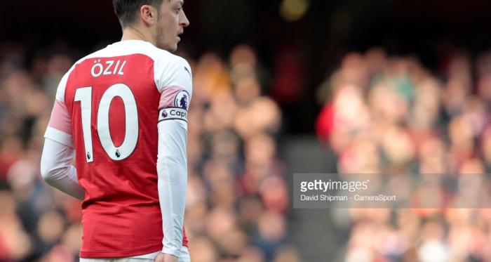 Will Mesut Ozil start for Arsenal.   Source: David Shipman - CameraSport/Getty
