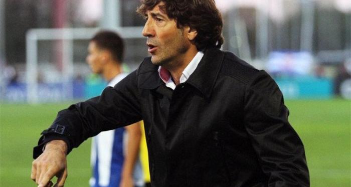Patxi Salinas, nuevo entrenador del CD Badajoz