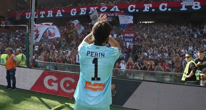 Source photo: profilo Twitter Genoa