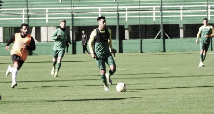Defensa y Justicia y Huracán se enfrentaron en Florencio Varela. Foto: Club Defensa y Justicia.