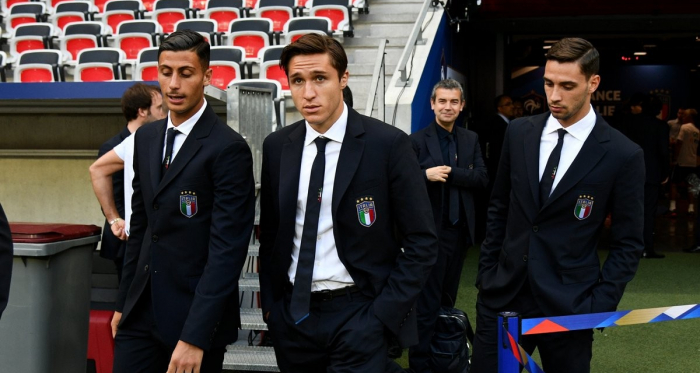 Fonte: Nazionale italiana official Twitter