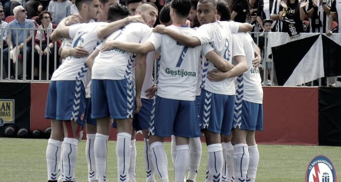 El Rayo Majadahonda logró el ascenso a Segunda División. (Foto: C.F. Rayo Majadahonda / Mónica Casau).