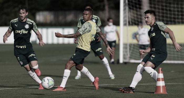 Em boa fase Palmeiras e Corinthians fazem primeiro dérbi paulista do ano