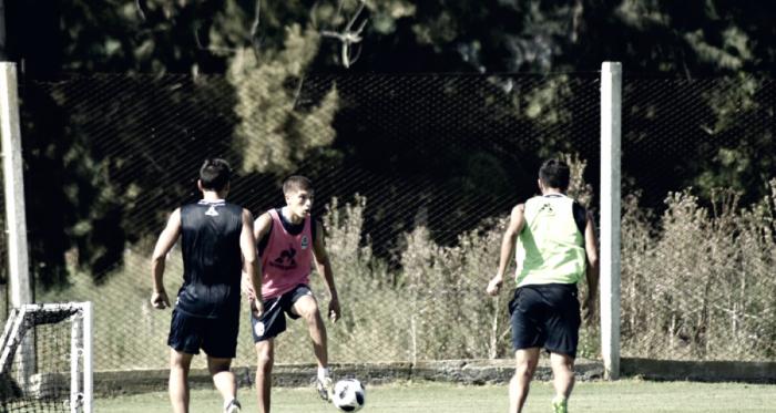 El Lobo ya piensa en Argentinos. Foto: 221 radio