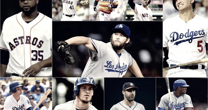 Peloteros de los Astros y Dodgers y sus inicios como prospectos