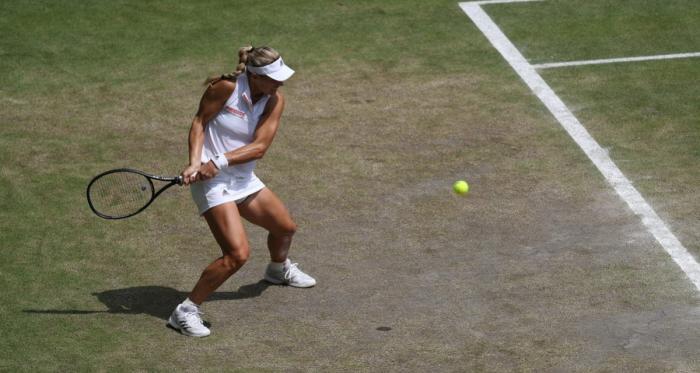 Wimbledon 2018 - Angelique Kerber è in finale - Twitter