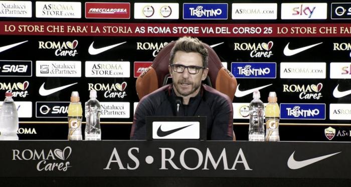 """Di Francesco: """"Hay que marcar pronto para ilusionar a la gente"""""""