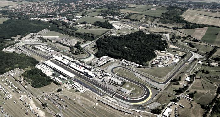Circuito de Hungaroring | Foto: @f1