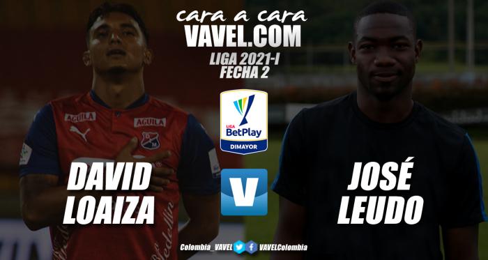 Cara a cara: David Loaiza vs José David Leudo
