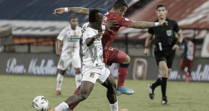 Los datos que dejó la derrota del Independiente Medellín frente al Deportivo Pereira