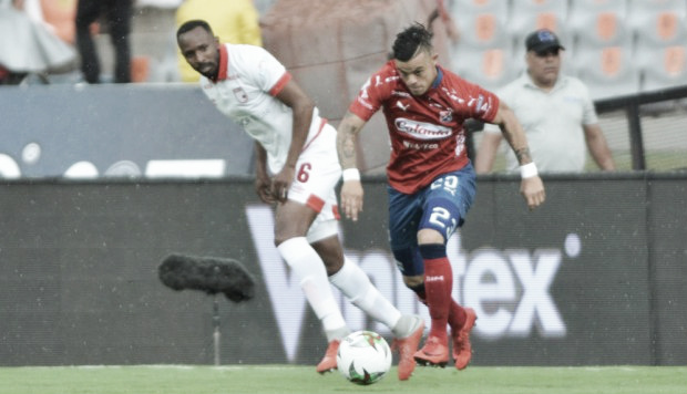 Independiente Medellín salió a flote y logró la segunda victoria en la Liga Águila