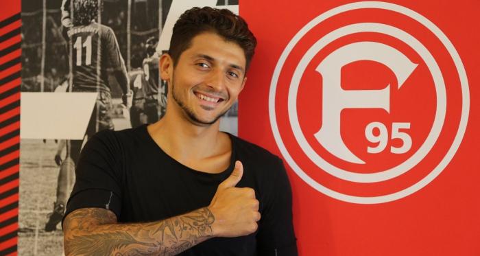 Matthias Zimmermann. | Photo:Fortuna Düsseldorf.