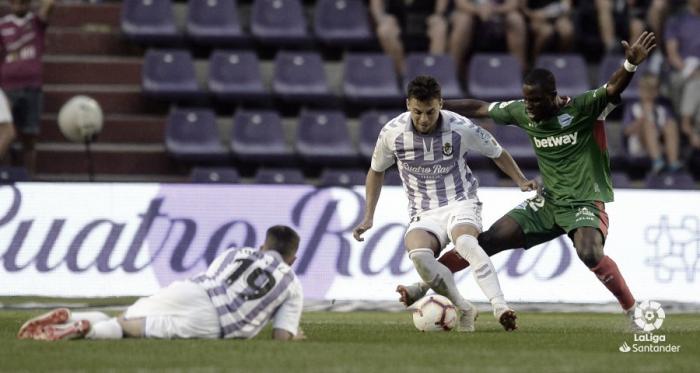 El Real Valladolid y el Alavés se juegan sus opciones de permanencia y Europa | LaLiga