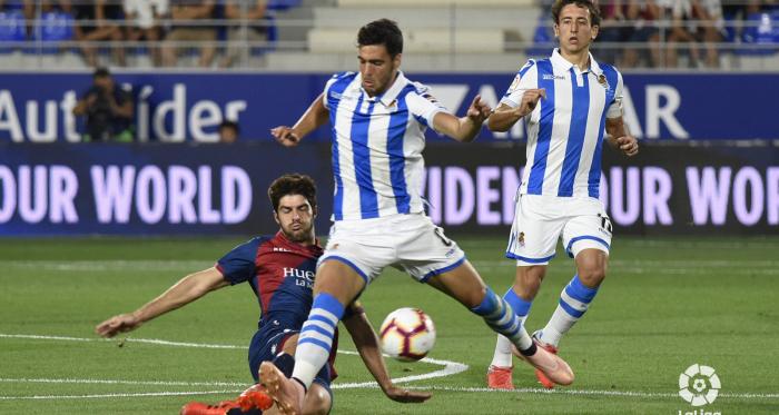 SD Huesca - Real Sociedad: puntuaciones de la Real Sociedad, jornada 5 de LaLiga Santander