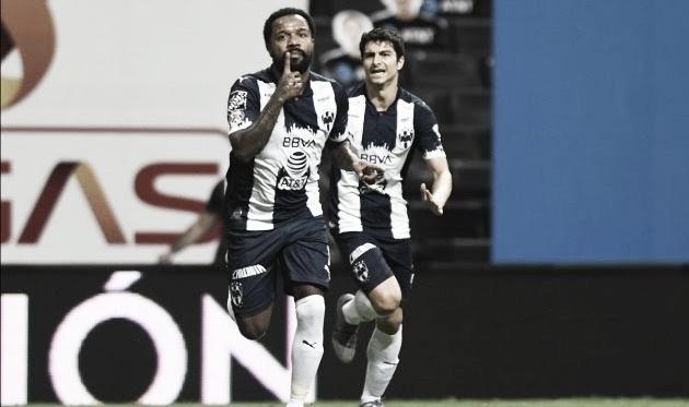 Regreso potente de Dorlan Pabón al gol