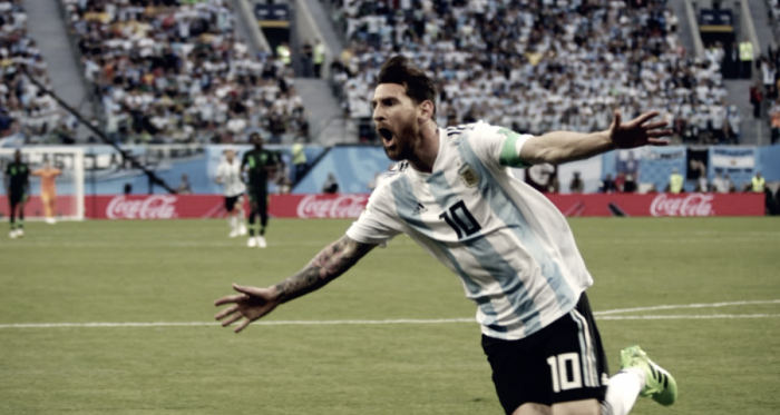 Fonte foto: Twitter Argentina