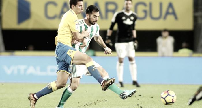 Puntuaciones U.D. Las Palmas - Real Betis