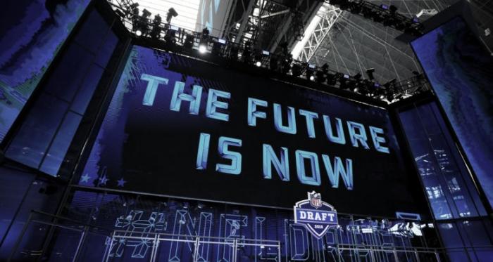 El jueves 25 arranca el Draft de la NFL. Foto: NFL.