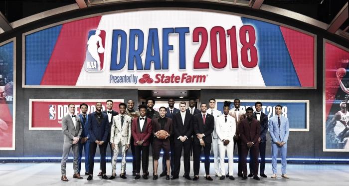 Draft NBA: Todo lo que debes saber