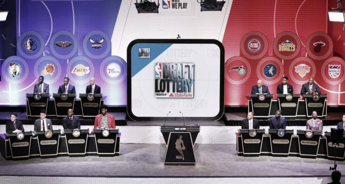 La suerte estará servida a partir de esta noche en el próximo draft. | Foto: NBA:com