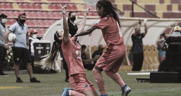 Independiente Medellín regresó al triunfo en la Liga Femenina 2021