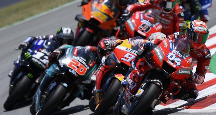 Gran Premio Monster Energy de Cataluña./Foto: motogp.com