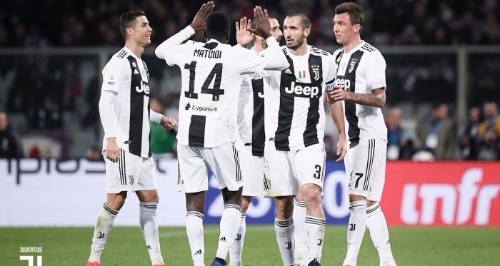 La Juventus cala il tris: battuta per tre reti a zero una combattiva Fiorentina