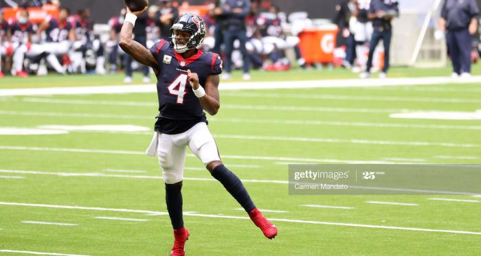 Houston Texans defeat New England Patriots for season's third win
