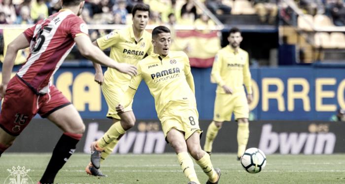 Villarreal - Girona: puntuaciones del Villarreal, jornada 27 Liga Santander 2018