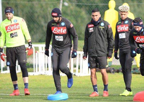 source photo: twitter SSC Napoli