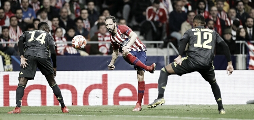 (Foto:Divulgação/Atletico de Madrid)