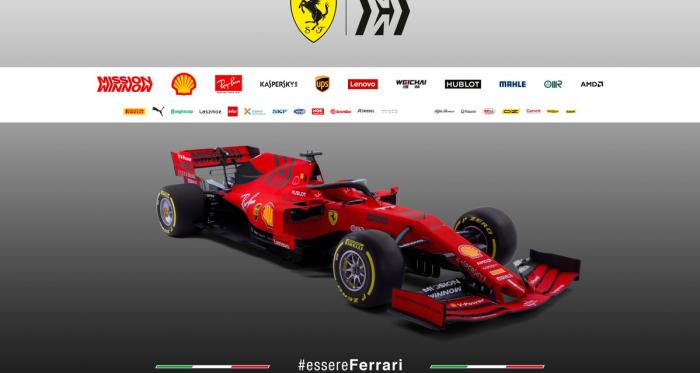 twitter ufficiale Ferrari