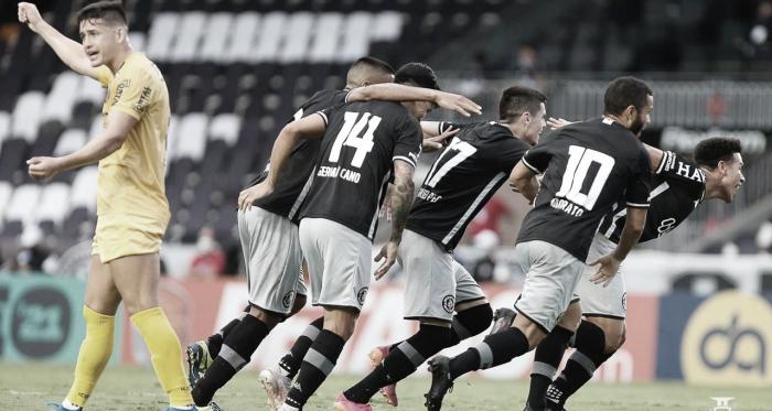 Vasco vence Madureira e se classifica à final da Taça Rio