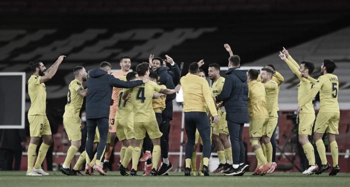 El Villarreal jugará su primera final