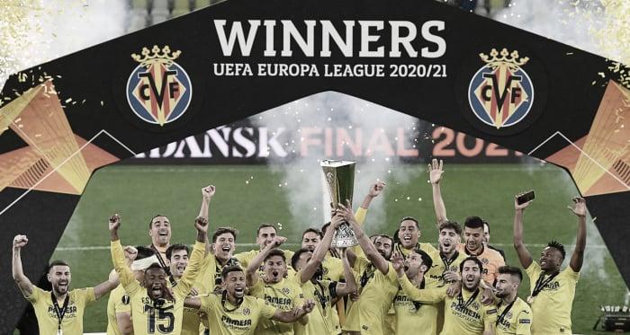 El Villarreal firma su primera página dorada en la eternidad de los penaltis